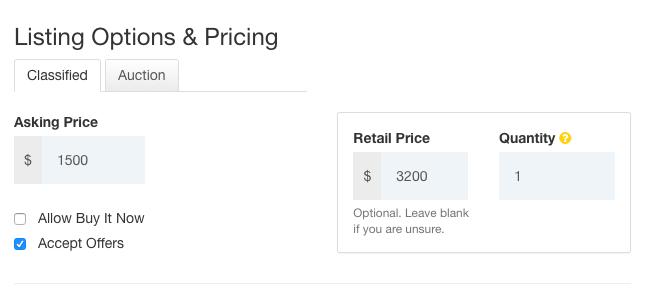 Used Audio Pricing - Audiogon