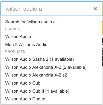 Wilson Audio Suggestion Drop-Down.png
